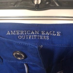 American Eagle Outfitters Shorts - American Eagle woman's stretch jean shorts size 4